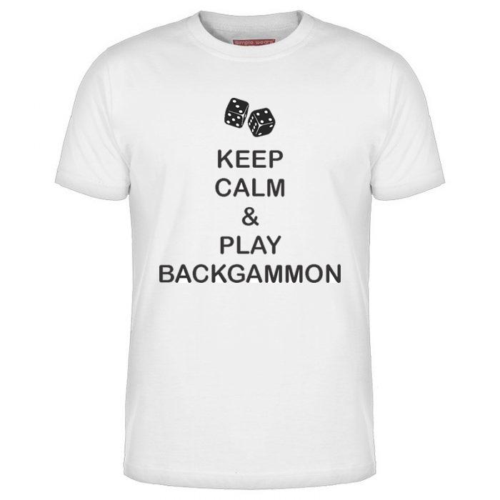 Keep calm & play BG