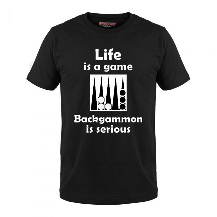 Life is a game- BG is serious