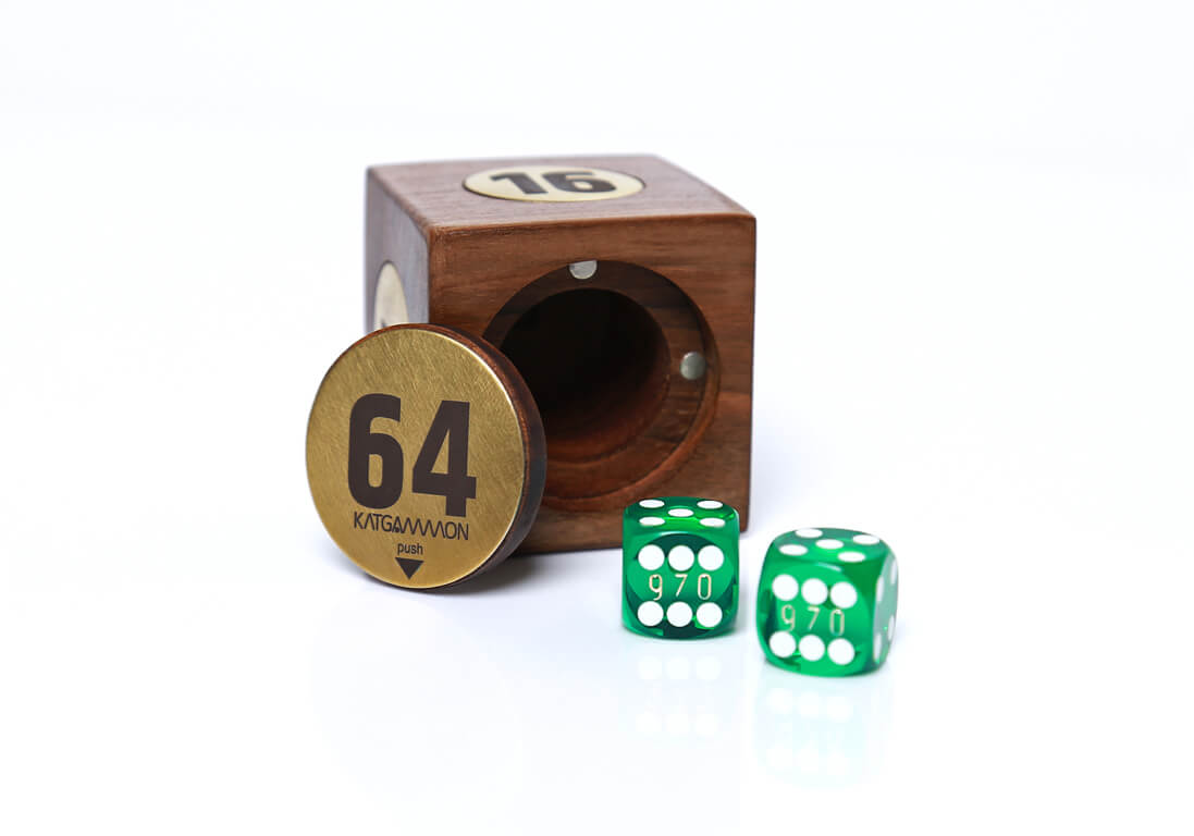 Doubling Cube & Dicebox