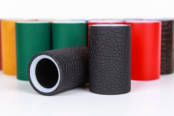 Hand made dice cup with lips