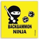 katgammon Car Sticker 9