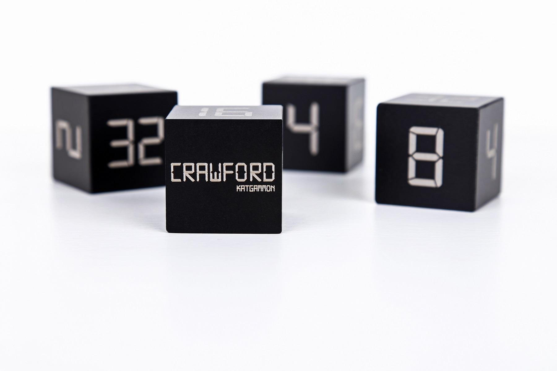 Crawford Doubling Cube-Digital Font