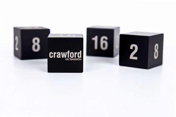 Crawford Doubling Cube-Classic Font