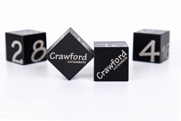 Crawford Doubling Cube-Fantasy Font