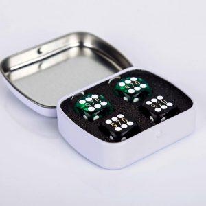 Precision Dice box Model FC-14