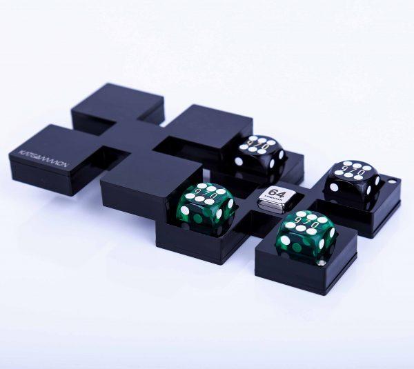 Precision Dice box Model X-4