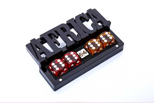 Precision Dice box Model MXX-5