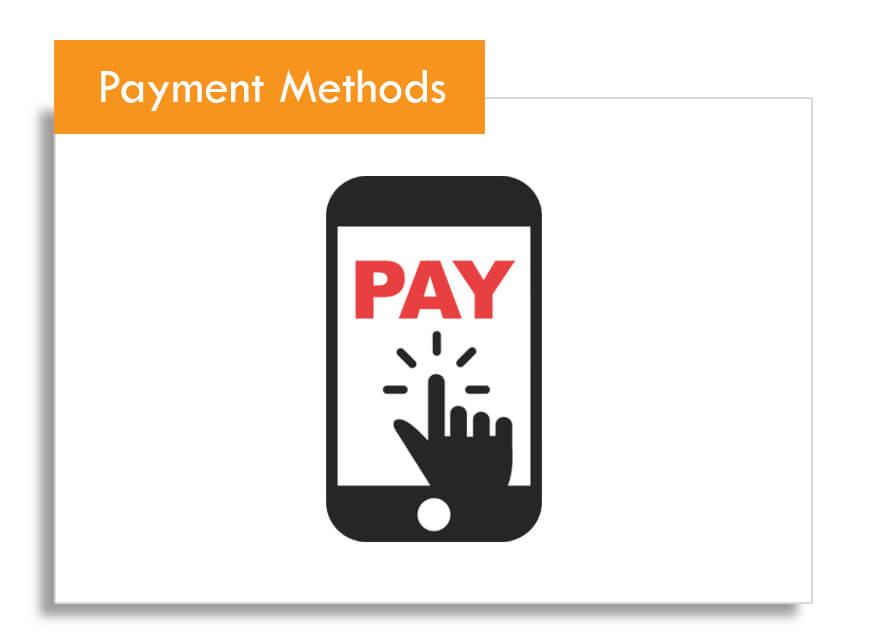katgammon Payment Methods