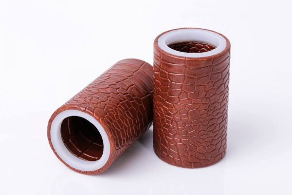 katgammon Dice Cup Brick color texture