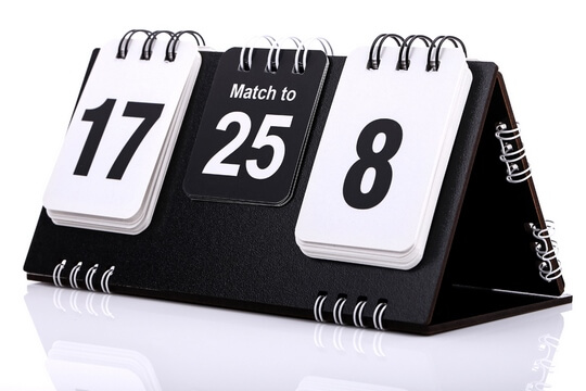 Katgammon Scoreboard – Model Pro 2021
