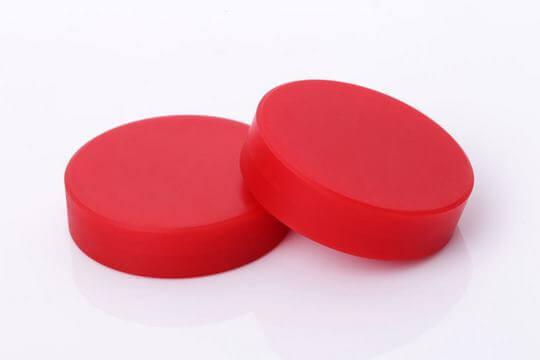katgammon Backgammon checkers Glassy normal red