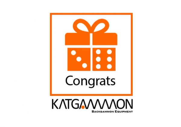 Congratulation Katgammon 001