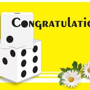 Congratulation Katgammon 003