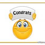 Congratulation Katgammon 010