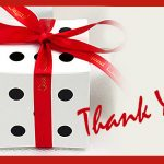 Gift Card Thank you 003
