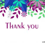 Gift Card Thank you 010