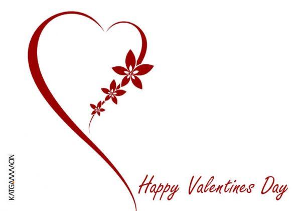 Gift Card Valentine day 010